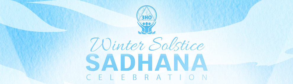 Winter Solstice Sadhana Celebration